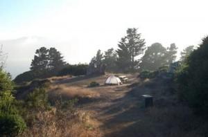 Campsite, Angel Island