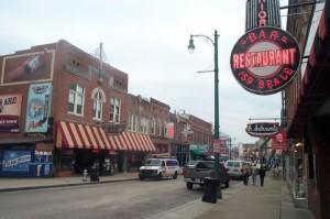 Beale St., Memphis