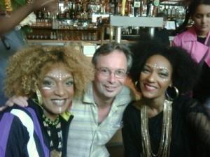 meeting Les Nubians at Yoshi's