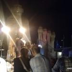 Rooftop Jazz concert, Casa Mila / La Pedrera