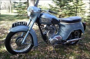 1963 Triumph 3TA