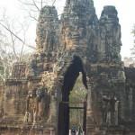 Gateway to Angkor Thom