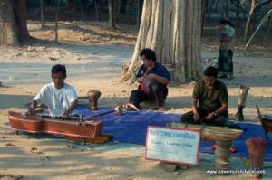 A reminder of Cambodia's turbulent past