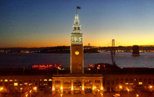 Exploring San Francisco...